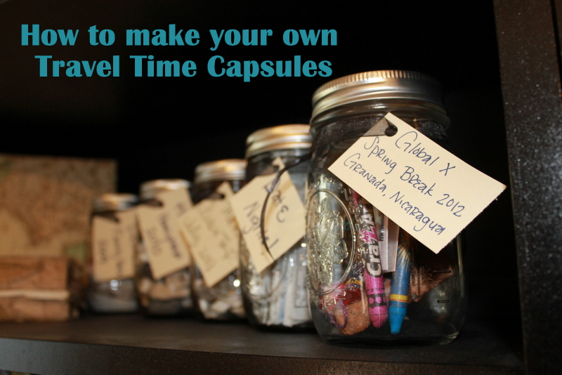 Travel Time Capsules Lauren Likes Blog